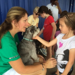 Education outreach is just one way the Animal Protective Association of Missouri helps pets